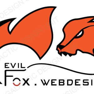 logo design Evil Fox